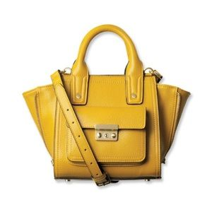 3.1 Phillip Lim x Target Yellow Mini Satchel